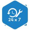 24*7web